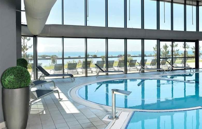 Cote Ouest Thalasso & Spa Les Sables d'Olonne - Hotel - 63