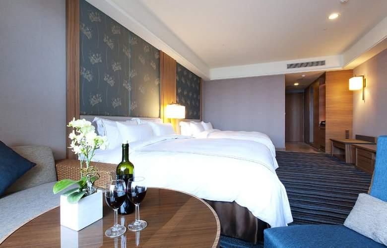 Fullon Hotel Tamsui Fishermen´s Wharf - Room - 0