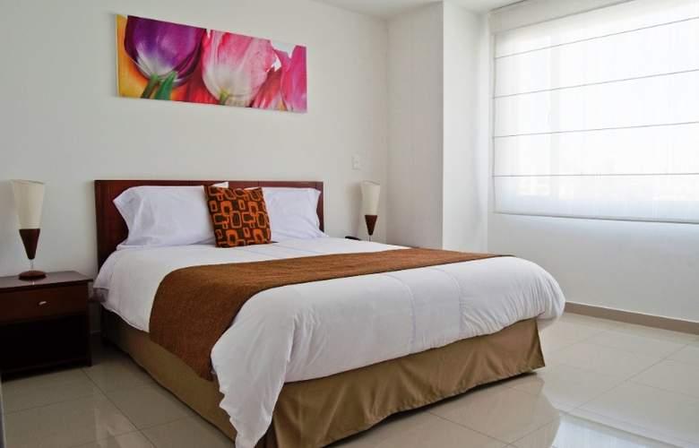 Apartahotel 122 Plaza - Room - 14