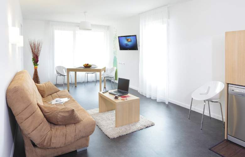 Appart' City Confort Elegance Tours - Room - 8