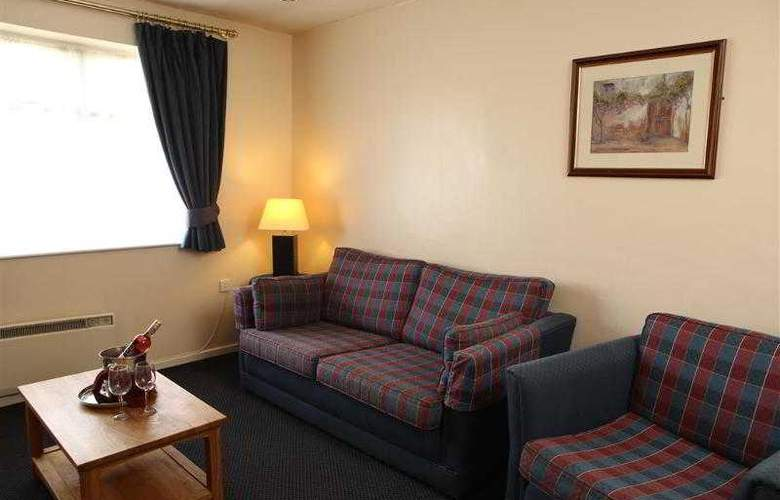 Best Western Park Hall - Hotel - 144