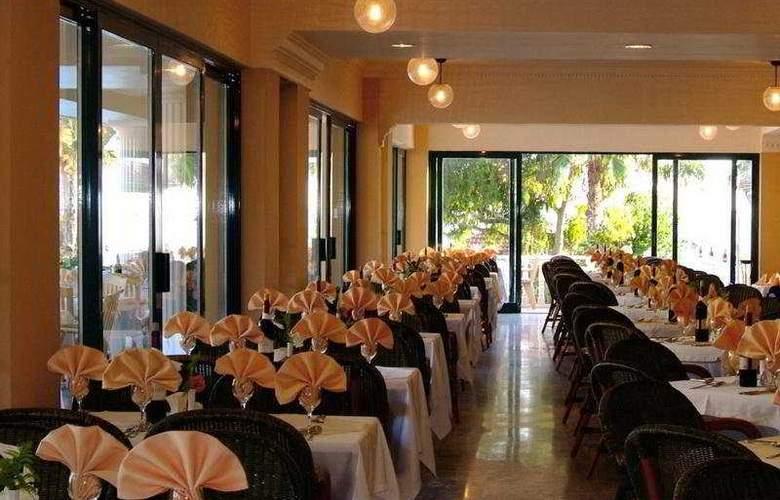 Justiniano Club Alanya - Restaurant - 9