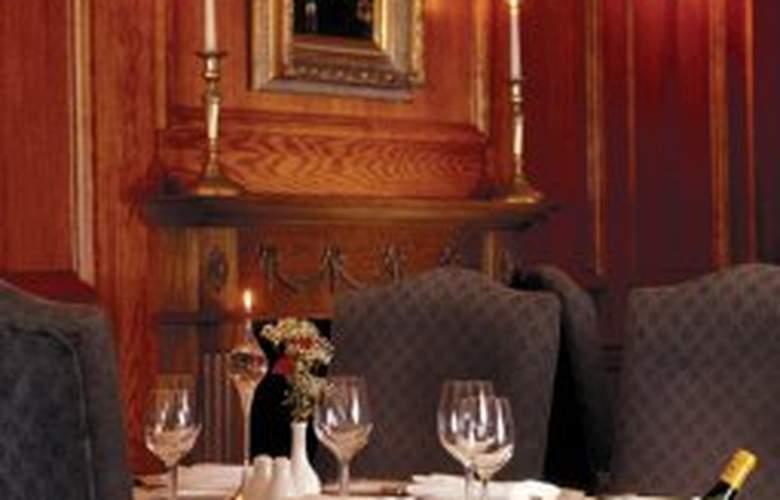 Macdonald Crutherland House - Restaurant - 1