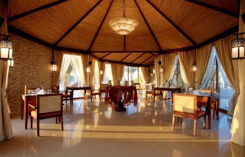 The Ritz Carlton Ras Al Khaimah Al Wadi Desert - Restaurant - 9
