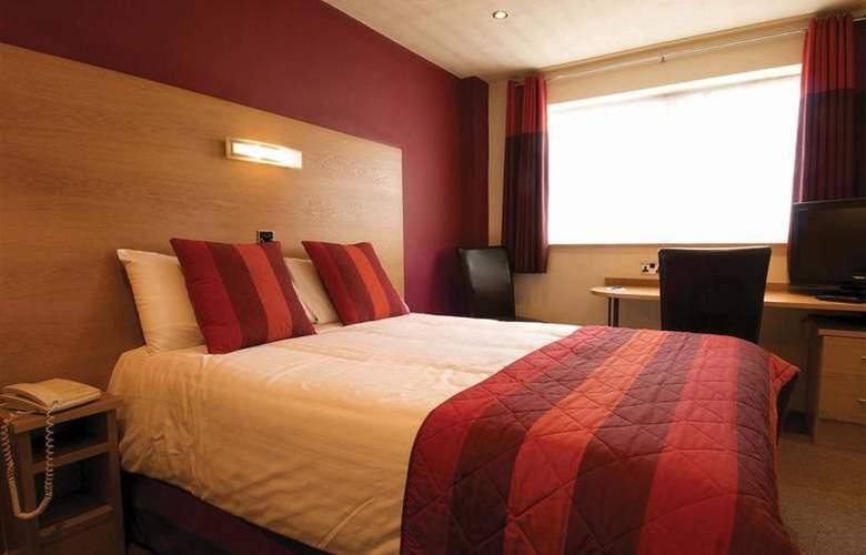 Best Western Glendower - Room - 117