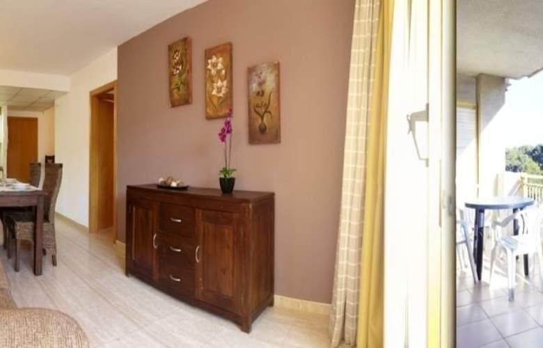 Apartamentos Catalonia Gardens - Room - 11
