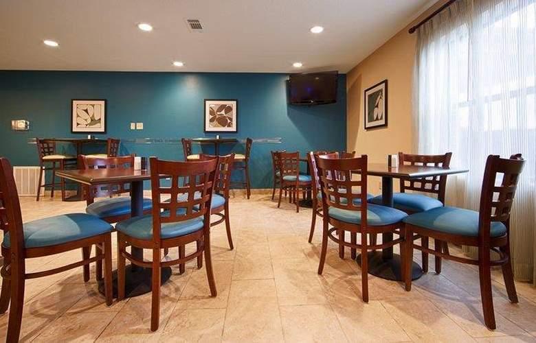 Best Westeren Plus Lonoke Hotel - Restaurant - 26