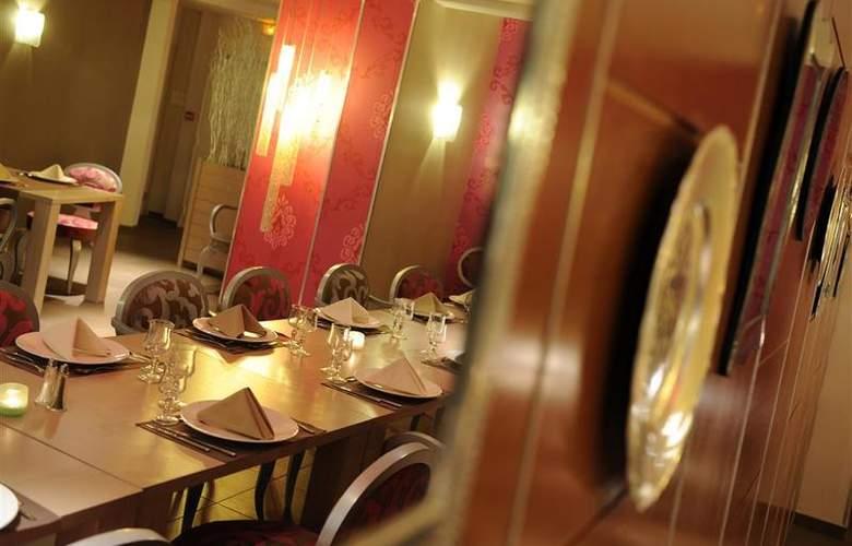 Atrium Arles - Restaurant - 25
