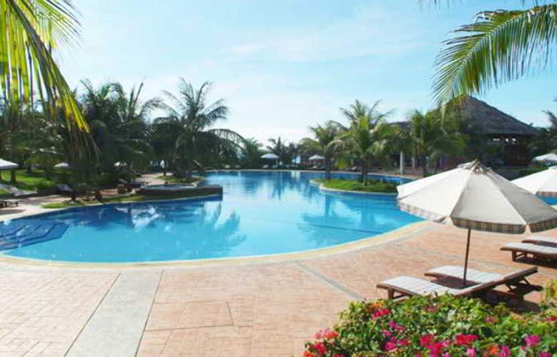 Pandanus Resort - Pool - 5