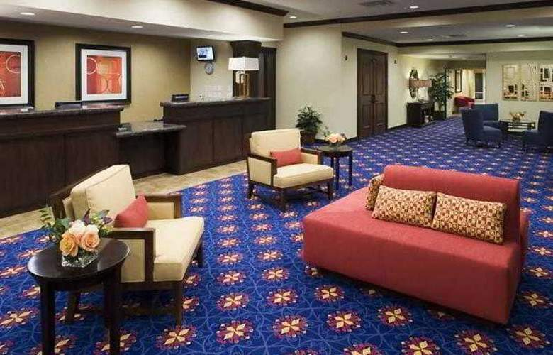 Fairfield Inn & Suites Houston Intercontinental - Hotel - 21