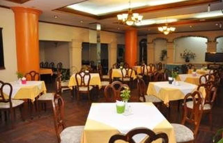 Golden Key Hotel - Restaurant - 7