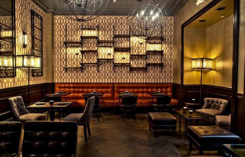 Warwick San Francisco - Restaurant - 8