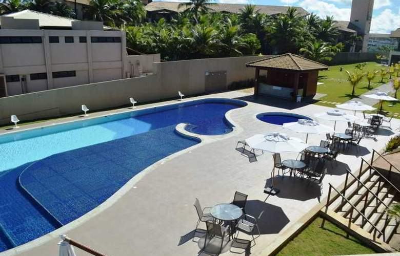 Catussaba Suites - Pool - 3