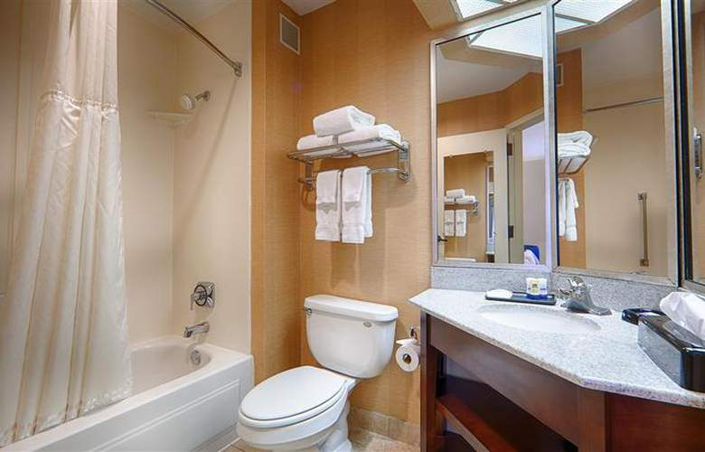 Best Western Plus Portsmouth-Chesapeake - Room - 46