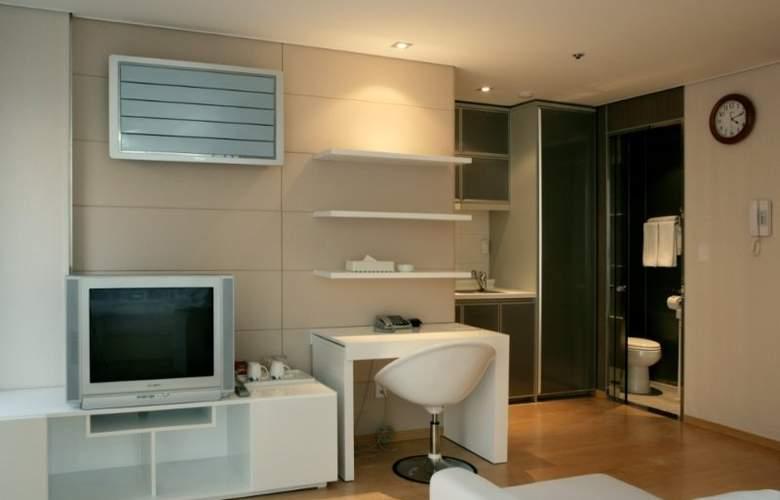 Sinchon Casaville Residence - Room - 9