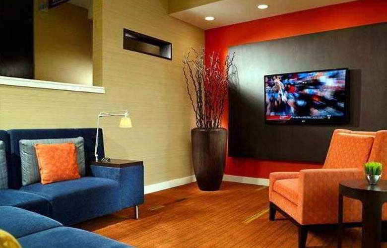 Courtyard by Marriott Atlanta Airport South/ Sulli - Hotel - 13