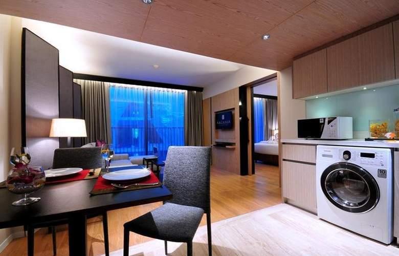 Arcadia Suites Bangkok - Hotel - 4