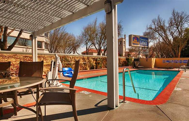 Best Western Townhouse Lodge - Pool - 1
