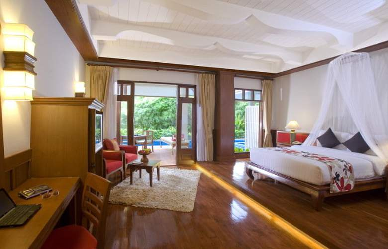 Samui Buri Beach Resort - Room - 11