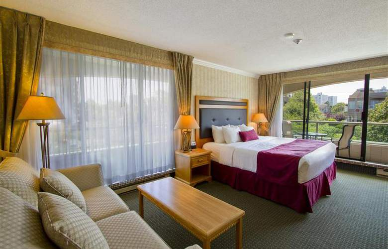 Best Western Plus Inner Harbour - Room - 177