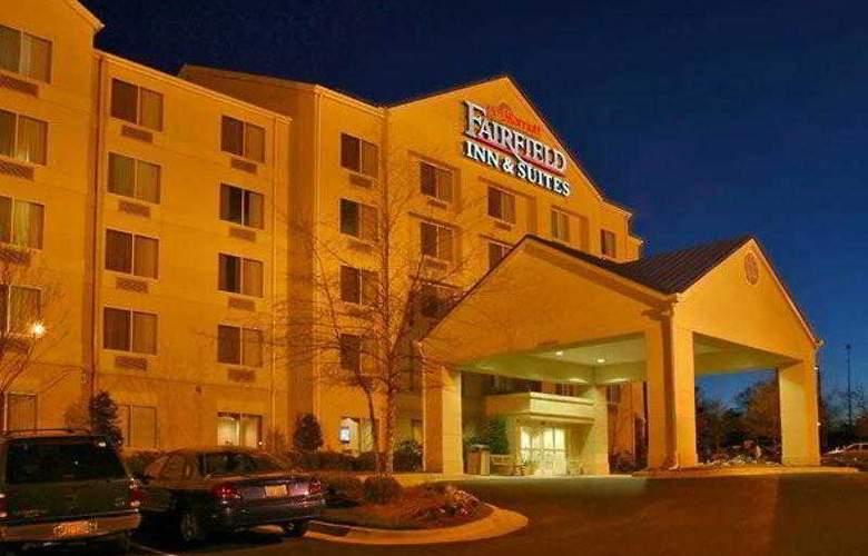 Fairfield Inn & Suites Raleigh-Durham Airport/RTP - Hotel - 1