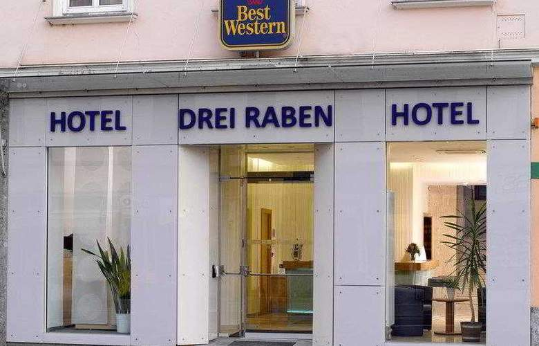Best Western Drei Raben - Hotel - 0