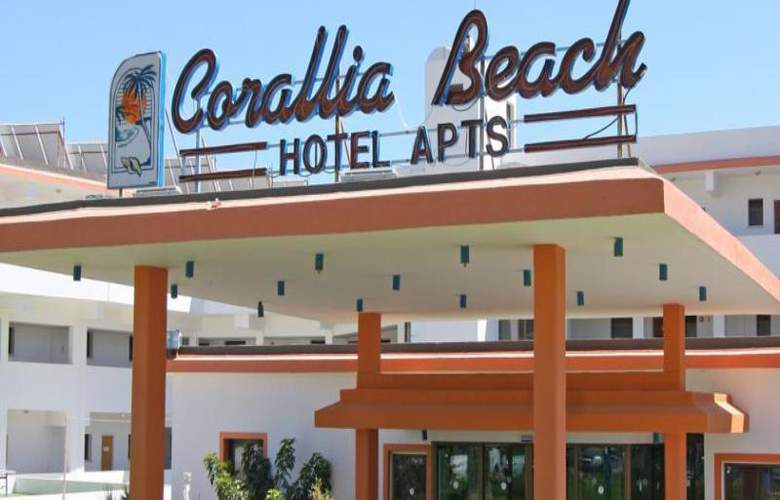 Corallia Beach Apartments - Hotel - 7