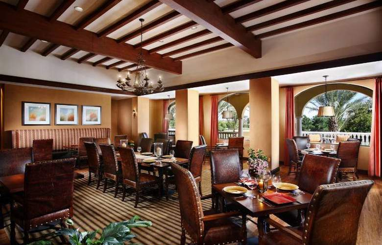 Omni Tucson National Resort & Spa - Restaurant - 2
