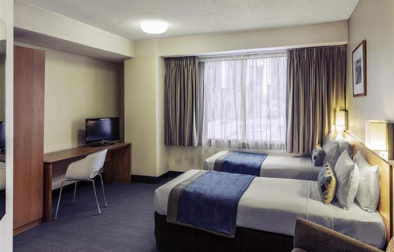 Mercure Welcome Melbourne - Room - 3