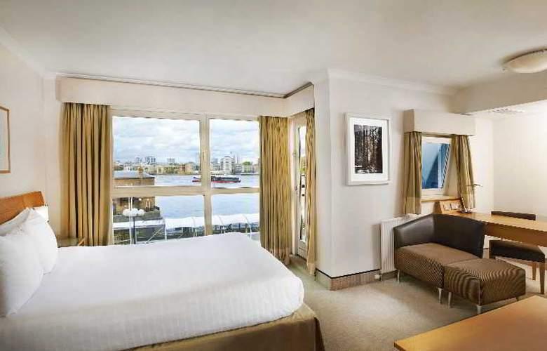 Hilton London Docklands Riverside - Room - 2