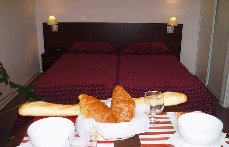 Residhotel les Hauts d'Andilly - Room - 6