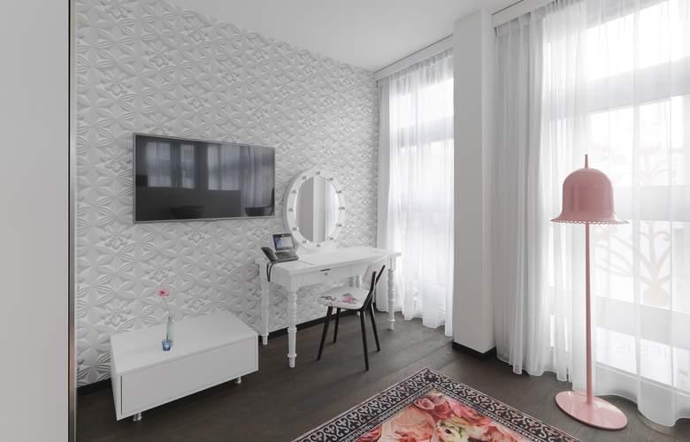 Kameha Grand Zurich - Room - 15