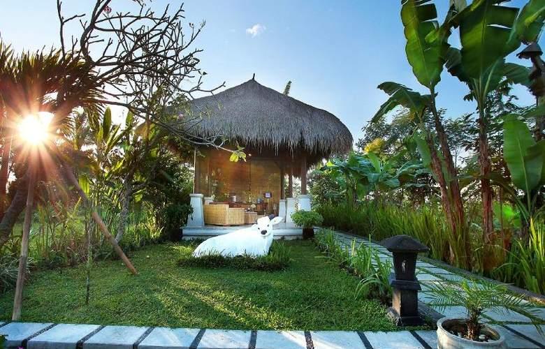 Nandini Bali Jungle Resort and Spa Ubud - General - 11