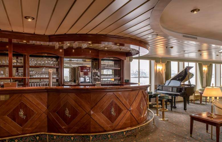 OnRiver Hotels - MS Cezanne - Bar - 1
