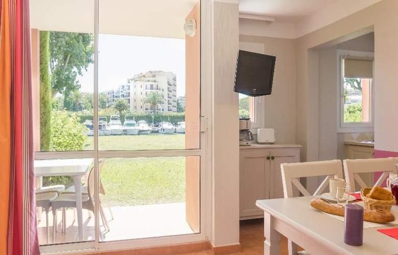 Pierre et Vacances Villages Clubs Cannes Mandelieu - Room - 28