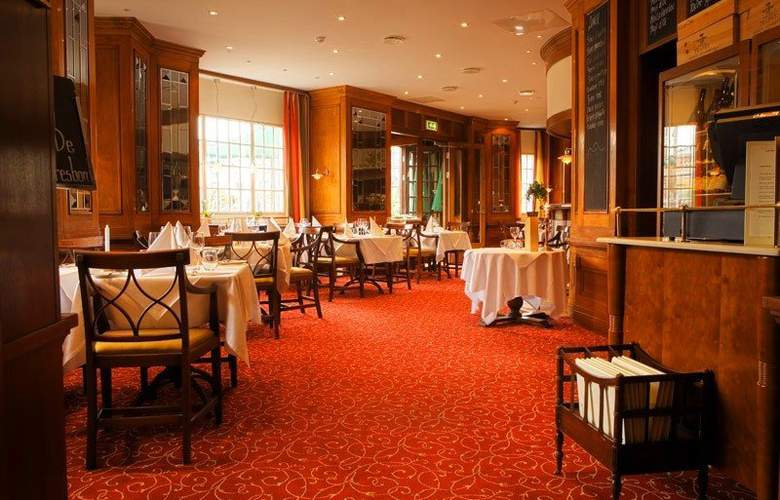Copenhagen Plaza - Restaurant - 19