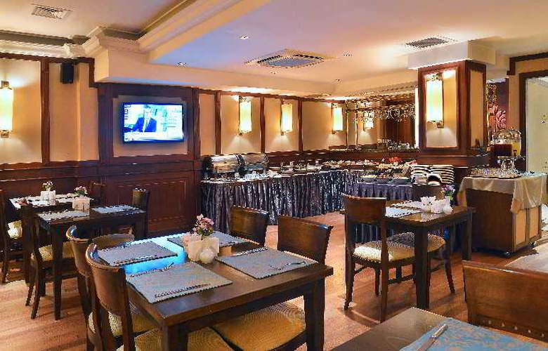 Pera Rose - Restaurant - 27