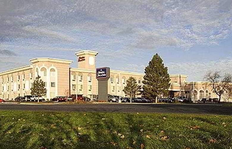 Hampton Inn & Suites Salt Lake City Airport - General - 0