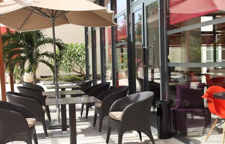 Ibis Dakar - Terrace - 6