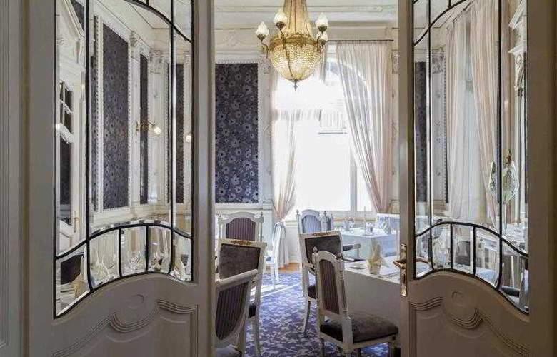 Royal St Georges Interlaken - MGallery by Sofitel - Hotel - 73