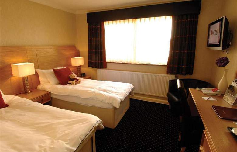 Best Western Fir Grove - Room - 46
