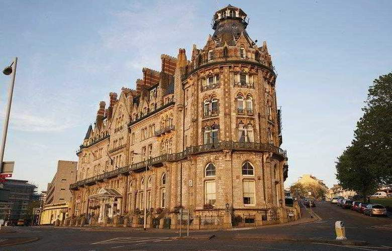 Best Western Duke Of Cornwall Hotel - Hotel - 22