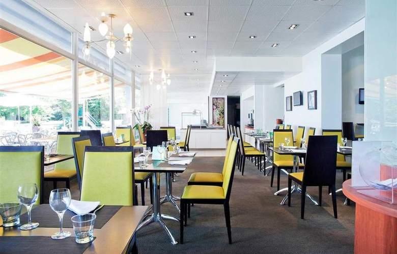Novotel Mulhouse Sausheim - Restaurant - 4