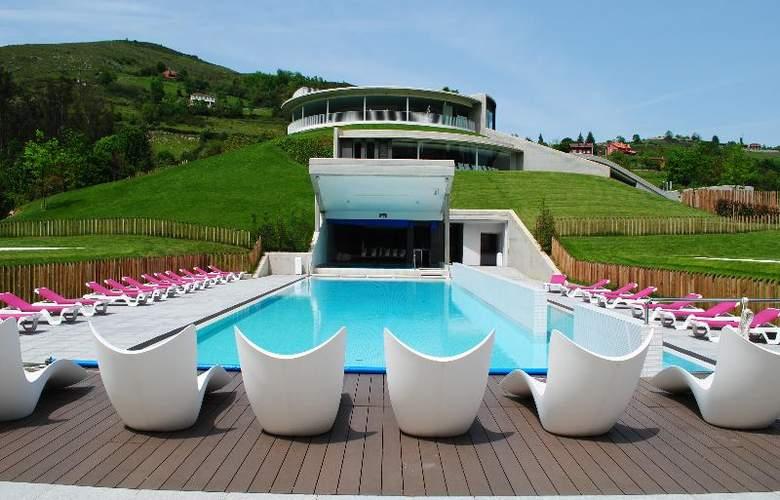 Gran Hotel Las Caldas Wellness Clinic - Pool - 14