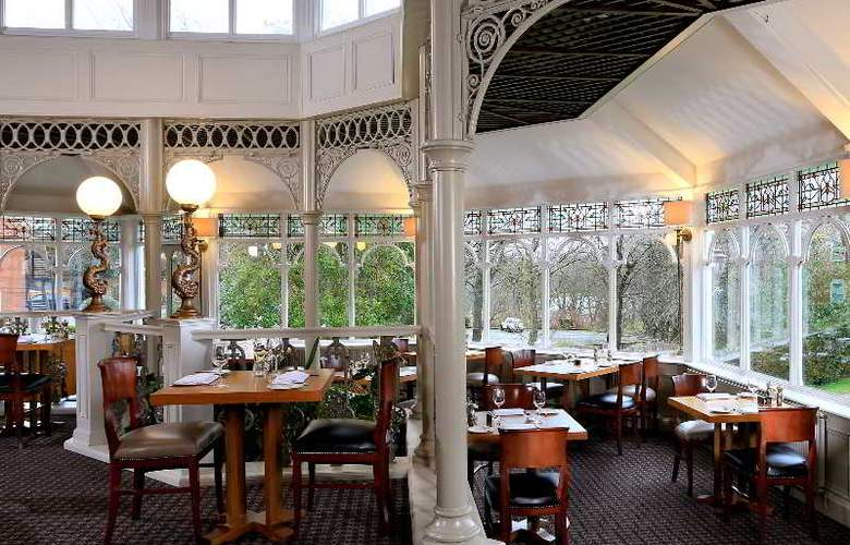 Macdonald Kilhey Court - Restaurant - 18