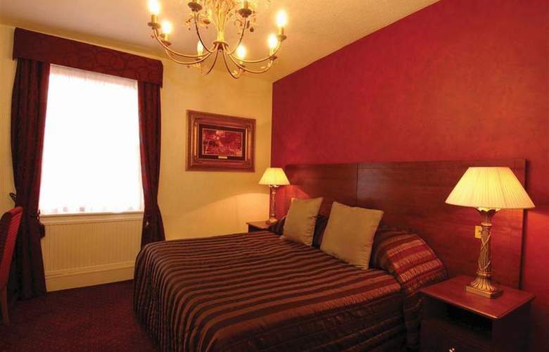 Hallmark Inn Chester - Room - 3