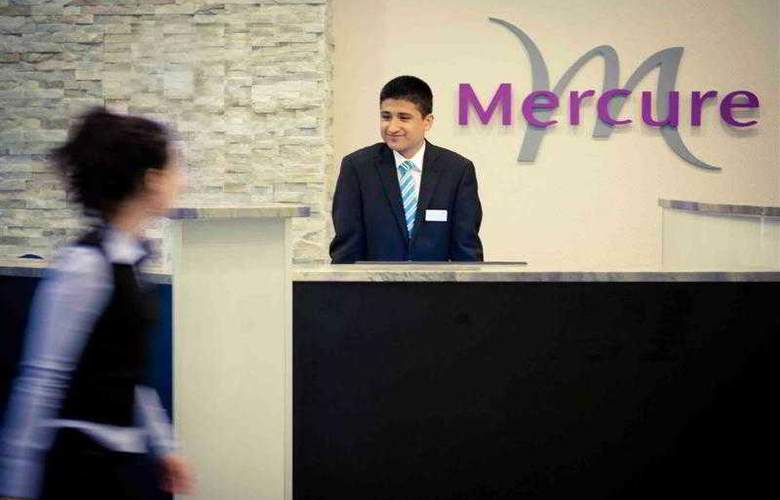 Mercure Frankfurt City Messe - Hotel - 6