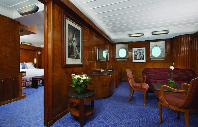 Queen Mary - Room - 5