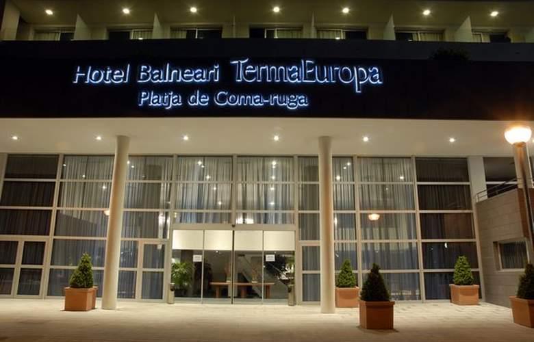 Balneario Termaeuropa Playa de Comarruga - Hotel - 0