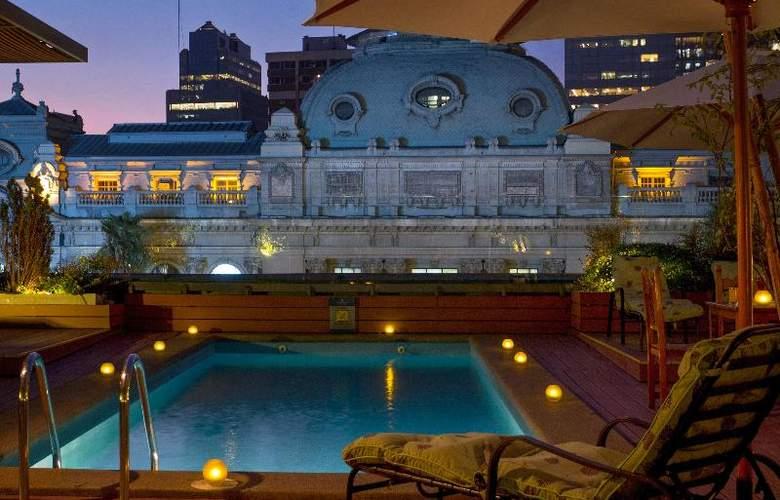 Mercure Santiago Centro - Pool - 10